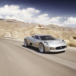 The Electric Cat: Jaguar C-X75 Concept Supercar