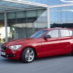BMW 1 Series Receives 2nd Generation Styling