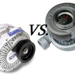 Induction Wars: Turbo vs. Superchargers