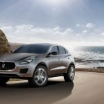 Frankfurt: Maserati Kubang Arrives; Looks Nothing Like a Jeep
