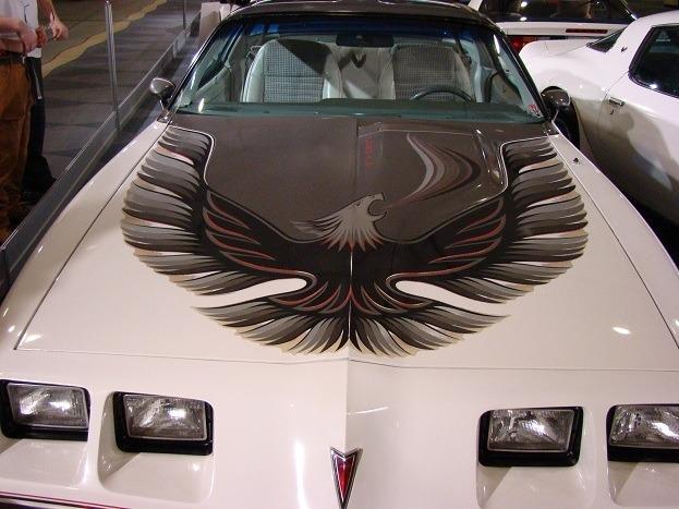2011 Canadian International Auto Show turbo trans am pace car
