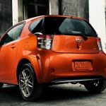 2012 Scion iQ rear