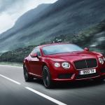 Bentley Continental GT V-8 Marks New Chapter In Company History