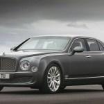 Bentley Set to Greenlight Mulsanne Convertible