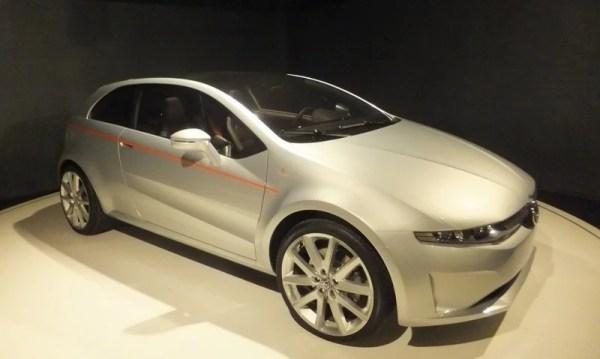 2011 VW Tex Concept