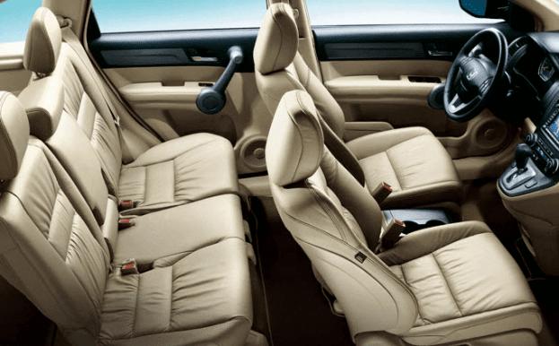 2012 Honda CR-V interior