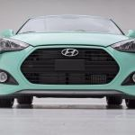 Hyundai Veloster JP Edition front