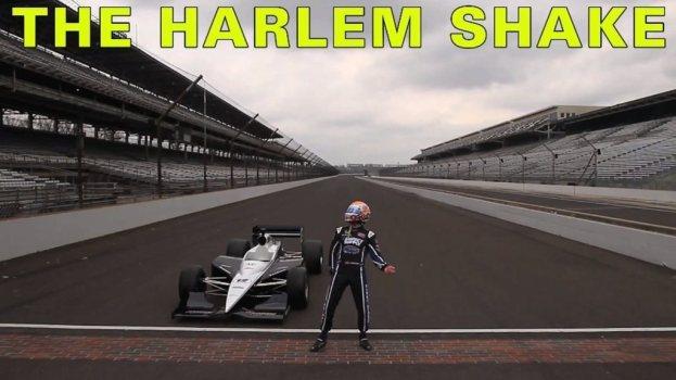 Motoring Harlem Shake
