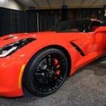 Super Bowl MVP Flacco is the Newest 2014 Corvette Stingray Owner