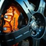 2014 Nissan GT-R Track Edition brakes