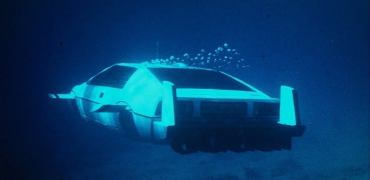 James Bond Lotus Espirit Submarine