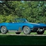 Harley Earl's 1963 Chevrolet Corvette Fetches 1.5 Million at Car Auction