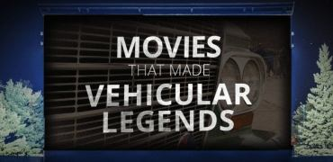 Cult Classic Movies Cars header