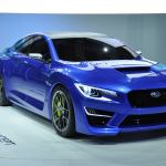 2015 Subaru WRX To Debut At LA Auto Show