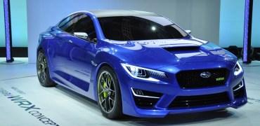 2015 Subaru WRX Concept