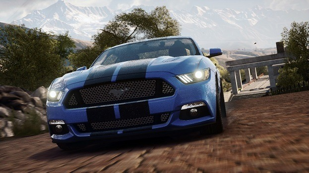 2015 mustang in need for speed rivals