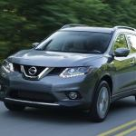 The Path of the 2014 Nissan Rogue