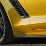 2015 Chevrolet Corvette Z06 fender