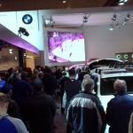 BMW during Hockey Game at 2014 CIAS