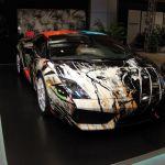 Lamboghini Gallardo Bicolore Art Car by LISABEL