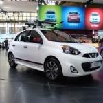 Nissan Micra at 2014 CIAS