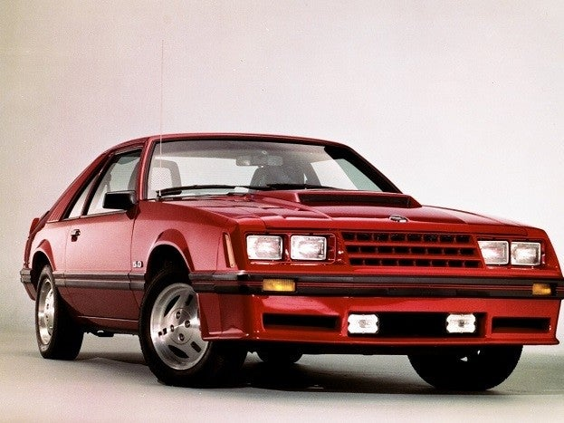 1982 Ford Mustang Gt Photo Automoblog Net