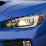 2015 Subaru WRX STI headlight