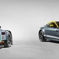Aston Martin Vantage GT3 race car
