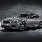 30th Anniversary BMW M5 Spawns Record 600-Horsepower Machine