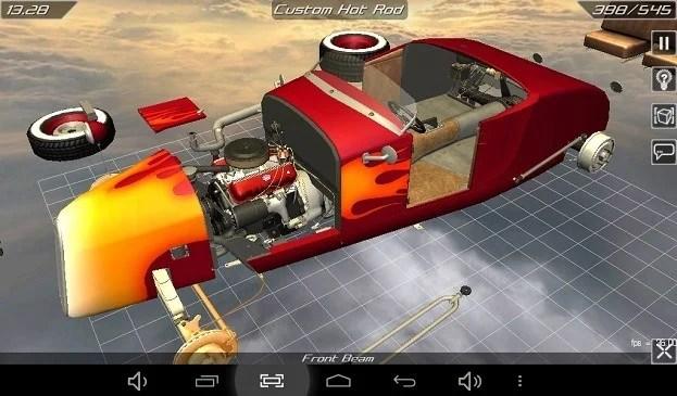 CA3D Screenshot