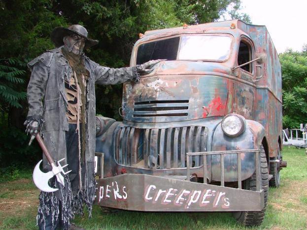 Creeper Truck