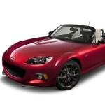 Mazda Celebrates 25 Years of the MX-5 Miata