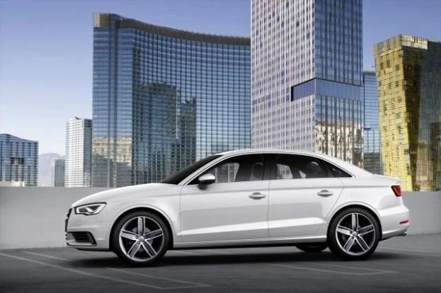 2015 Audi A3 side