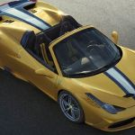 Ferrari Announces the 458 Speciale A