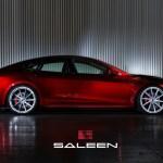 2015 Saleen ST - The Badass-ified Tesla Model S