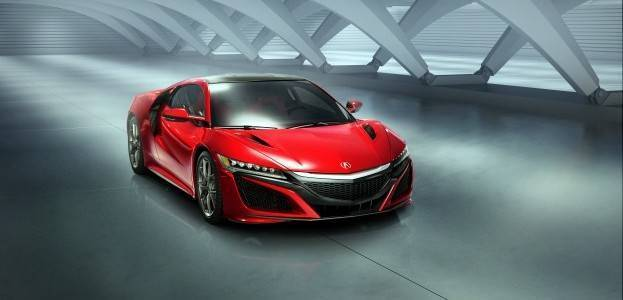 2016 Acura NSX photo - Automoblog.net