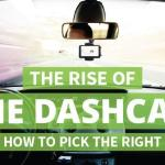 The Rise of the Dashcam [Infographic]