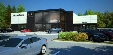 Mazda Retail Evolution Exterior