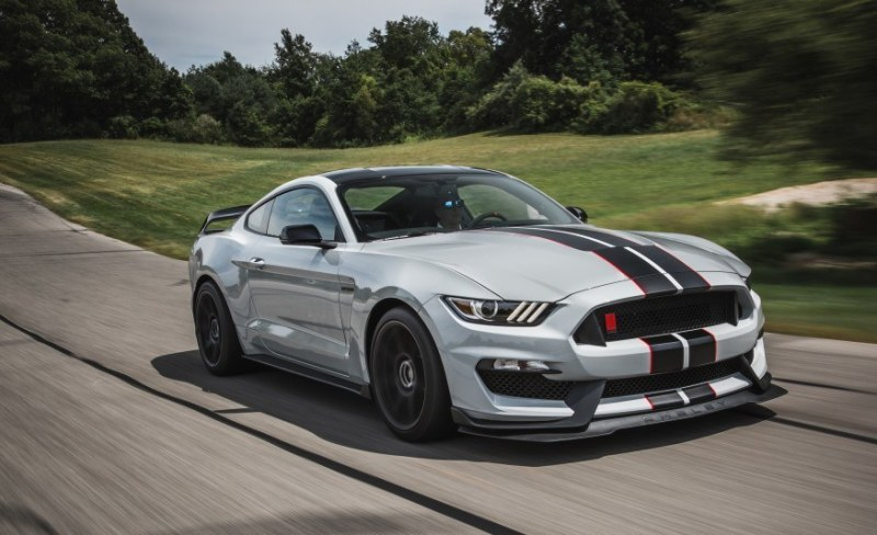 cars ford mustang shelby first look
