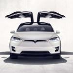 Here it is Folks - the Tesla Model X!
