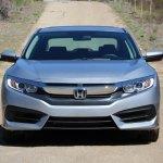 2016 Honda Civic Front Fascia