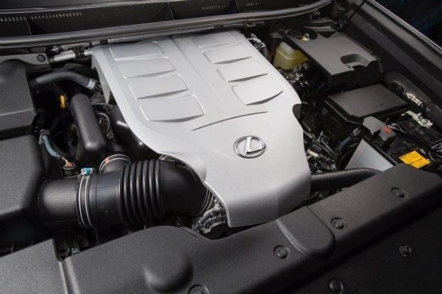 Lexus GX 460 Engine