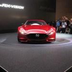 Mazda RX-Vision Concept Front Fasia