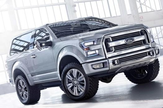 Full-Size Bronco Concept