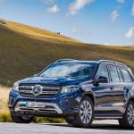 First Look: 2017 Mercedes-Benz GLS Class