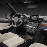 2017 Mercedes-Benz GLS Front Seats
