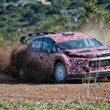 Citroën tease la nouvelle C3… avec sa version WRC !