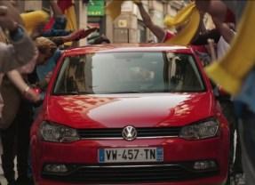 VW : Pas facile d'être une voiture pendant l'Euro 2016….
