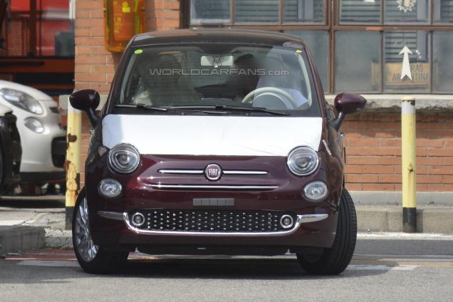 Fiat 500 restyling 2015 07