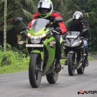 Yamaha R15 V2 vs Honda CBR 150r - The Ultimate Review